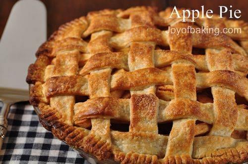 Plain Apple Pie Recipe Restaurant Apple Pie Recipes