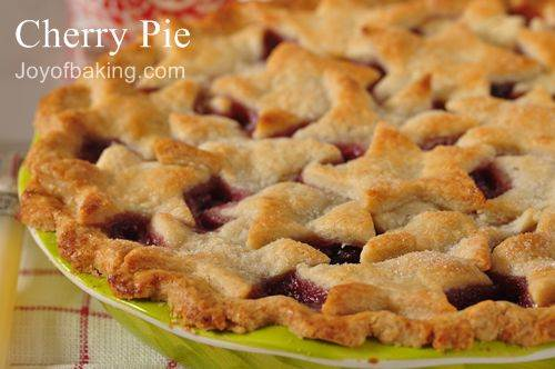 ... to make a cherry pie by that i mean you can make a cherry pie using