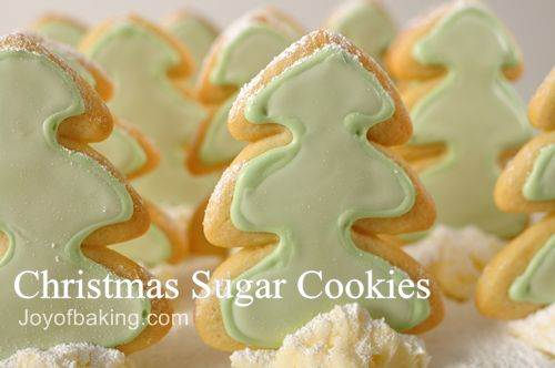 Recipes for christmas cut out cookies - Food for health recipes