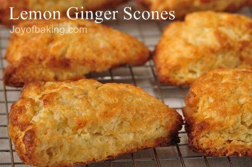 recipe: amazing lemon scones [18]