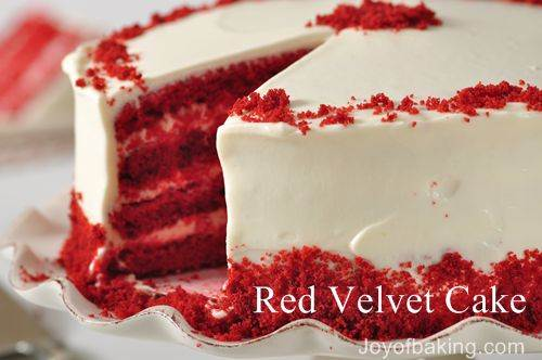 Cake Red Velvet Resepi : Red Velvet Cake From Joyofbaking.com Some Reservations