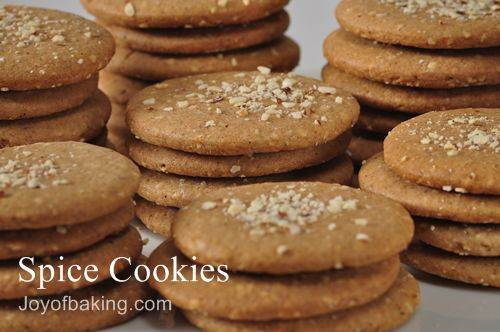 Spiced Cookie Butter Recipe — Dishmaps