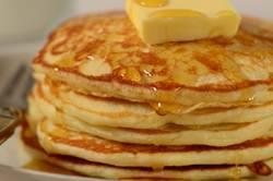 Pancakes Recipe Video Joyofbaking Com Video Recipe
