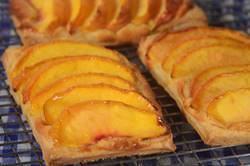 Peach Galette Recipe - Joyofbaking.com