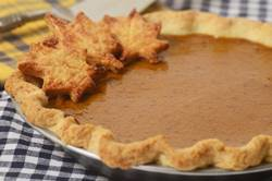 Pumpkin Pie Recipe & Video