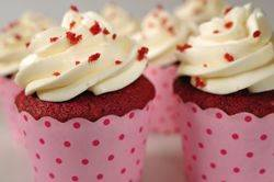 Red Velvet Cupcakes Recipe & Video