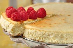 Ricotta Cheesecake Recipe & Video